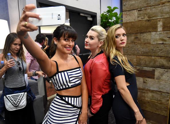 アビゲイル ブレスリン「Behind The Scenes Of The Getty Images Portrait Studio Powered By Samsung Galaxy At Comic-Con International 2015」:写真・画像(18)[壁紙.com]