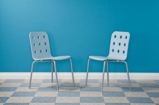 Two Objects「Waiting Room」:スマホ壁紙(8)