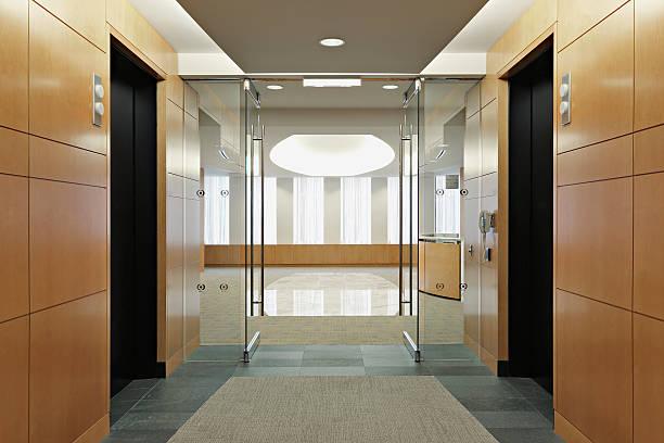 Elevator lobby:スマホ壁紙(壁紙.com)