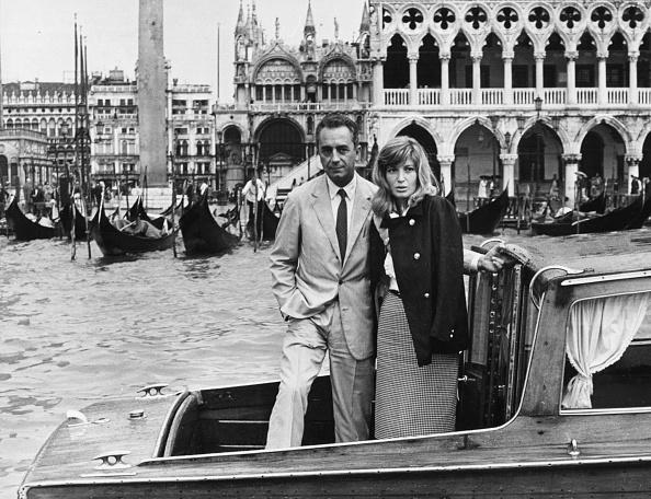 Venice International Film Festival「Monica Vitti And Michelangelo Antonioni」:写真・画像(8)[壁紙.com]