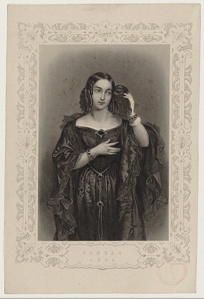 Illustration Technique「Henriette Sontag In Opera Don Giovanni By Wolfgang Amadeus Mozart」:写真・画像(11)[壁紙.com]