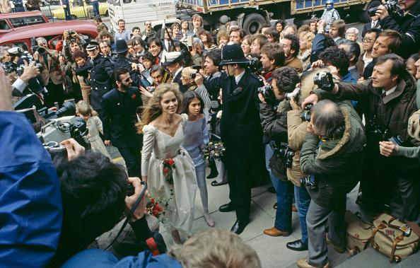 Bride「Ringo Starr Marries Barbara Bach」:写真・画像(15)[壁紙.com]