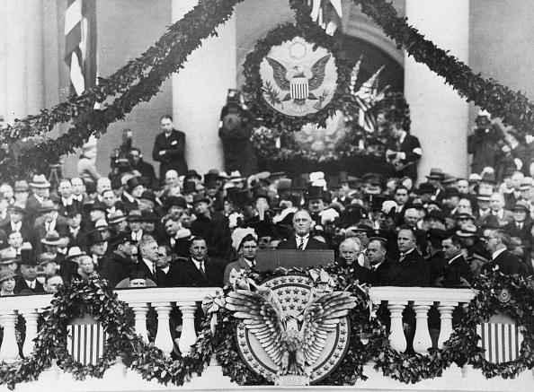 Inauguration Into Office「Inaugural Speech」:写真・画像(14)[壁紙.com]