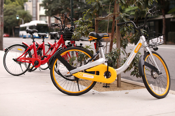 Cycling「Bike Sharing Aims To Help Reduce Sydney Traffic And Parking Woes」:写真・画像(8)[壁紙.com]