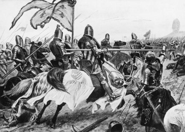 Horseback Riding「Battle of Crecy」:写真・画像(12)[壁紙.com]