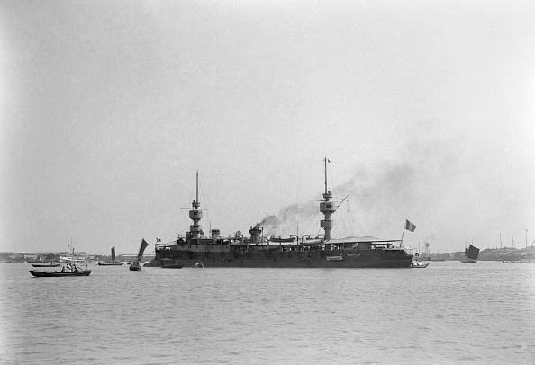 1900「Amiral Charner In Shanghai」:写真・画像(14)[壁紙.com]