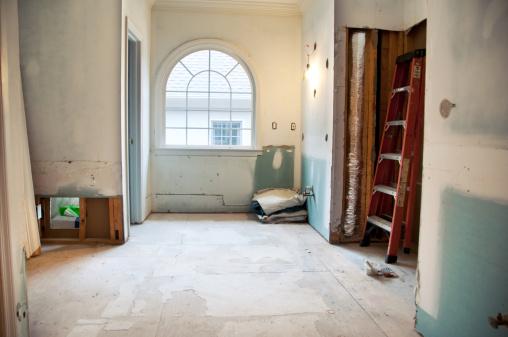 Undone「Master Bathroom Remodeling and Renovation in Progress」:スマホ壁紙(14)
