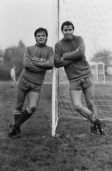 Soccer Player「Robinson and Bannister」:写真・画像(2)[壁紙.com]