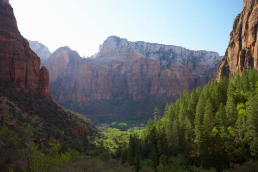 Sedona「Scenic canyon in Sedona, Arizona」:スマホ壁紙(7)