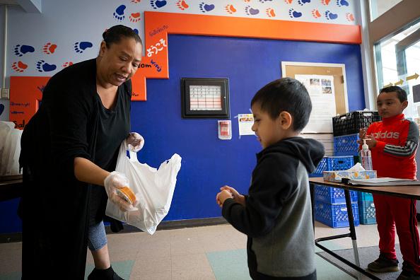 Meal「Schools Across The U.S. Close To Help Stop Spread Of Coronavirus」:写真・画像(19)[壁紙.com]