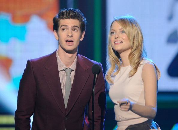 Andrew Garfield「Nickelodeon's 25th Annual Kids' Choice Awards - Show」:写真・画像(19)[壁紙.com]
