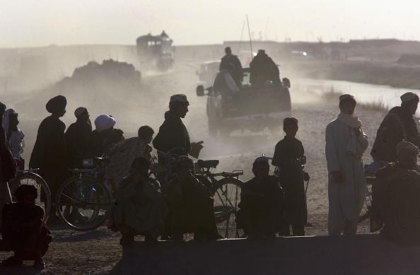 John Moore「Afghan and US Teams Fight Opium Trade In Helmand Province Of Southern Afghanistan」:写真・画像(12)[壁紙.com]