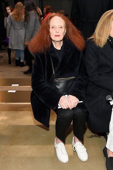 Ben Gabbe「Carolina Herrera - Front Row - February 2017 - New York Fashion Week」:写真・画像(3)[壁紙.com]