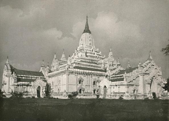 1900-1909「The Anauda Pagoda」:写真・画像(9)[壁紙.com]
