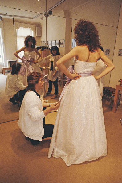 Wedding Dress「David And Elizabeth Emanuel」:写真・画像(8)[壁紙.com]