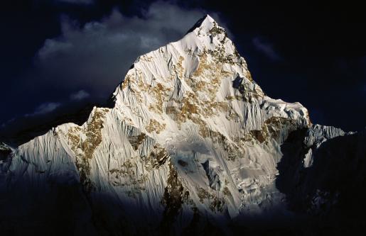 Sagarmāthā National Park「Nuptse (8501m) from Kala Pattar (5545m).」:スマホ壁紙(4)
