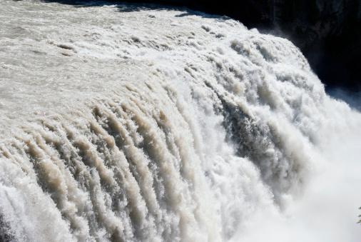 Yoho National Park「Wapta Falls」:スマホ壁紙(19)