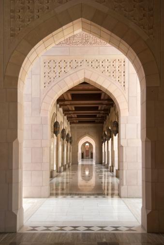 Arabic Style「Hallway」:スマホ壁紙(9)