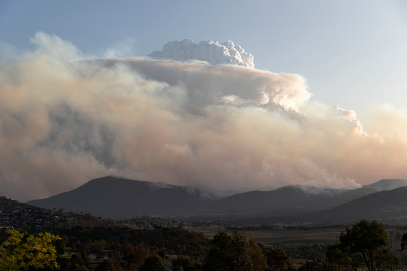Cumulus Cloud「State Of Emergency Declared In ACT As Canberra Braces For Increased Bushfire Threat」:写真・画像(0)[壁紙.com]
