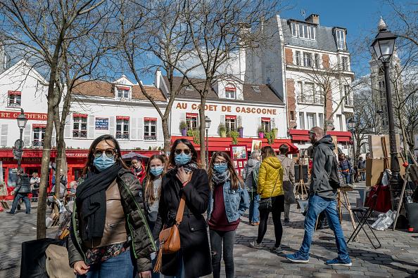 Veronique de Viguerie「France Faces The Coronavirus」:写真・画像(15)[壁紙.com]