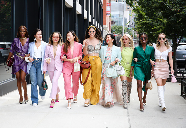 Spring Studios - New York「Street Style - New York Fashion Week September 2019 - Day 3」:写真・画像(2)[壁紙.com]