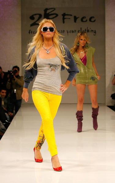 Yellow「2 B Free Fall 2007 Collection - Show」:写真・画像(12)[壁紙.com]