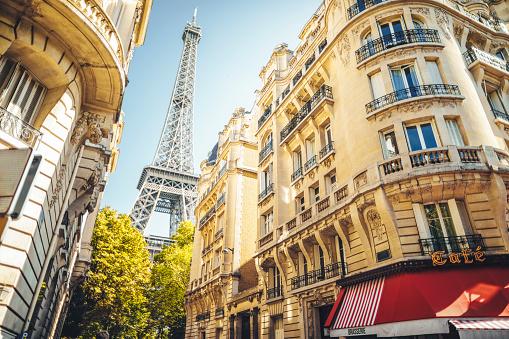 Tourism「Cityscape of Paris」:スマホ壁紙(18)