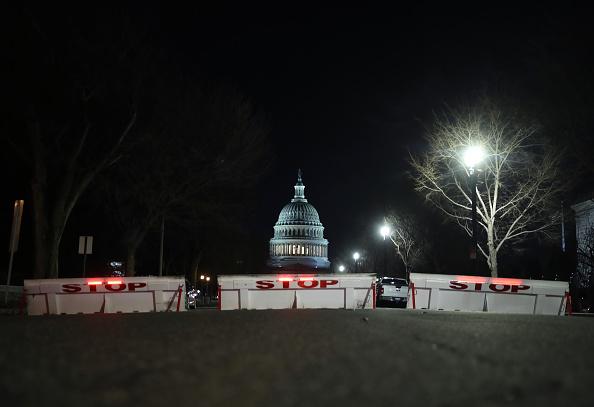 Empty「U.S. House Of Representatives Votes On Impeachment Of President Donald Trump」:写真・画像(9)[壁紙.com]