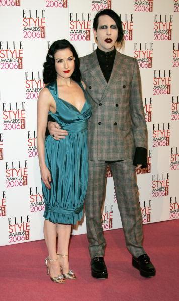 Marilyn - British Singer「ELLE Style Awards 2006 - Arrivals」:写真・画像(5)[壁紙.com]