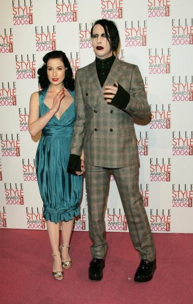 Marilyn - British Singer「ELLE Style Awards 2006 - Arrivals」:写真・画像(4)[壁紙.com]
