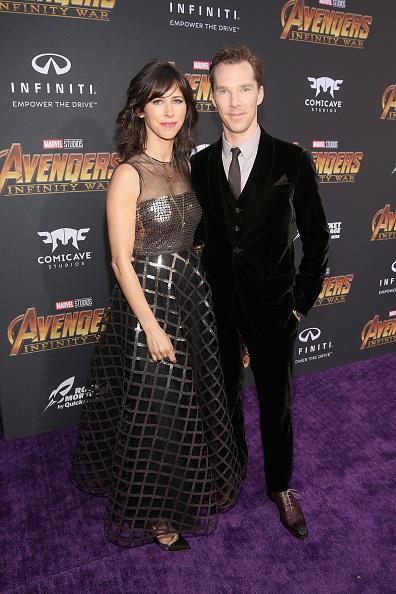 "Flared Dress「Los Angeles Global Premiere for Marvel Studios' ""Avengers: Infinity War""」:写真・画像(13)[壁紙.com]"