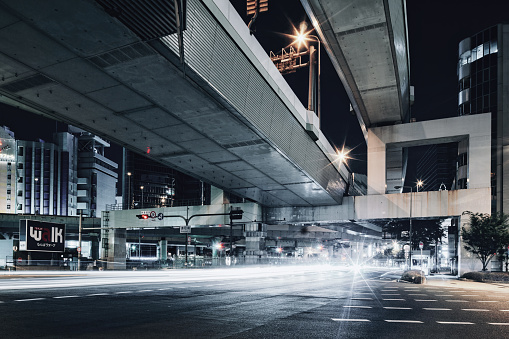 Downtown District「heavy traffic in the downtown area」:スマホ壁紙(17)