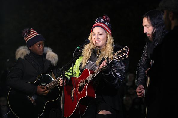Washington Park「Madonna Concert」:写真・画像(15)[壁紙.com]