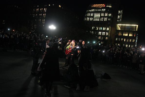 2016 United States Presidential Election「Madonna Concert」:写真・画像(14)[壁紙.com]
