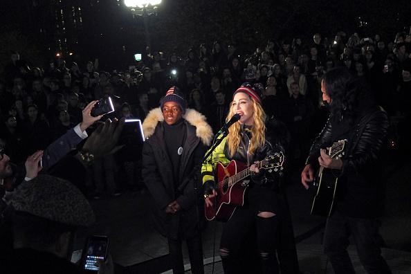 Washington Park「Madonna Concert」:写真・画像(14)[壁紙.com]
