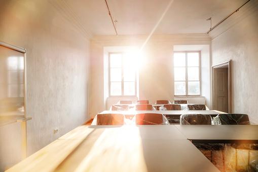 Sun「Bright training room」:スマホ壁紙(11)