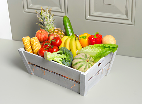 Home Shopping「Home Delivery of healthy fruit and vegetables」:スマホ壁紙(15)
