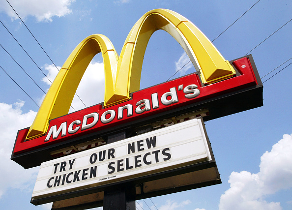 Arch - Architectural Feature「McDonalds Adds Chicken Strips To Its Menu」:写真・画像(1)[壁紙.com]