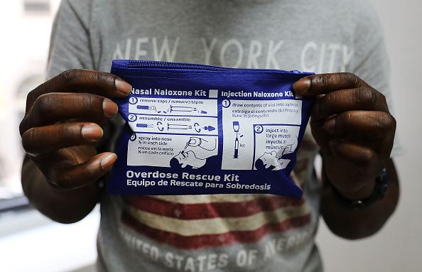 Drug Overdose「NYC Non-Profits Offer Training On Administering Narcan」:写真・画像(8)[壁紙.com]