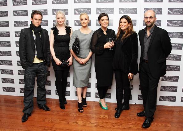 Burley - England「Kicks - Red Carpet: The Times BFI 53rd London Film Festival」:写真・画像(19)[壁紙.com]