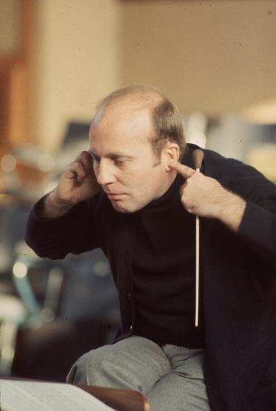 Erich Auerbach「Hans Werner Henze」:写真・画像(8)[壁紙.com]