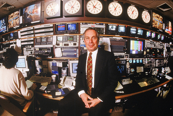 Founder「Michael Bloomberg Portraits」:写真・画像(18)[壁紙.com]