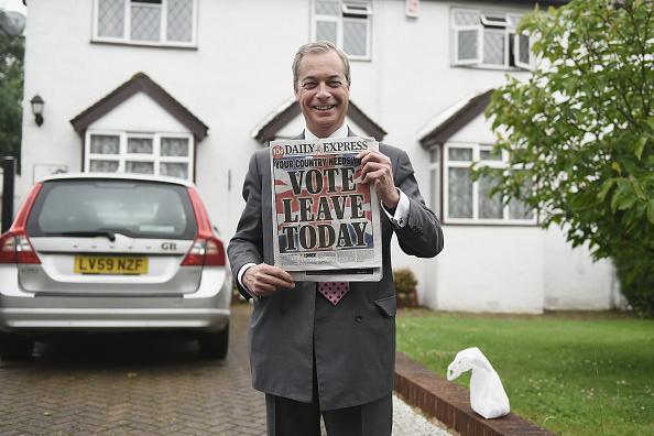 Express Newspapers「Political Leaders Vote In The EU Referendum Result」:写真・画像(13)[壁紙.com]