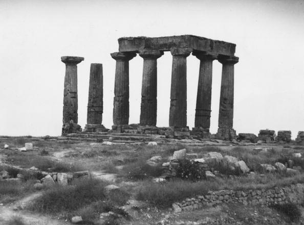 Greece「Temple Of Apollo」:写真・画像(11)[壁紙.com]