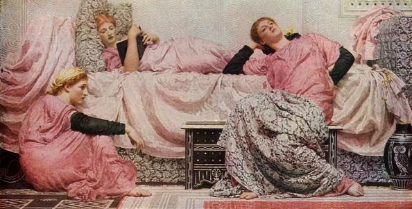 Lying Down「Reading Aloud」:写真・画像(3)[壁紙.com]