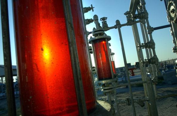 Bay of Water「Kuwaiti Oil Field Rebuilt Ten Years After Gulf War」:写真・画像(6)[壁紙.com]