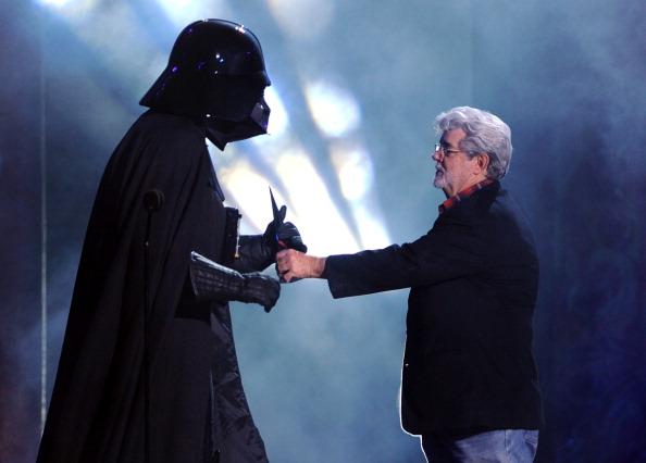 """George Lucas「Spike TV's """"SCREAM 2011"""" - Show」:写真・画像(3)[壁紙.com]"""