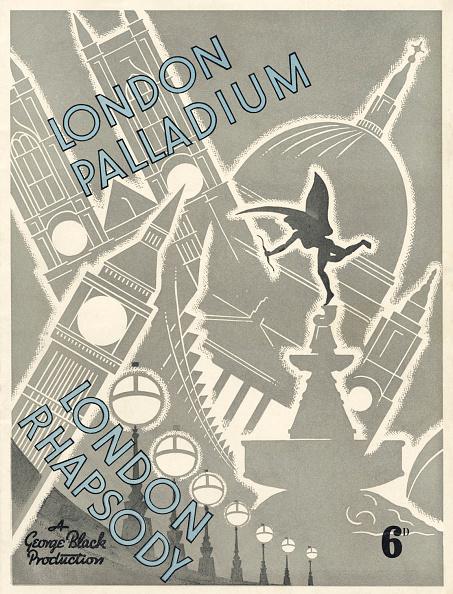 1900「London Palladium programme for 'London Rhapsody'.」:写真・画像(19)[壁紙.com]
