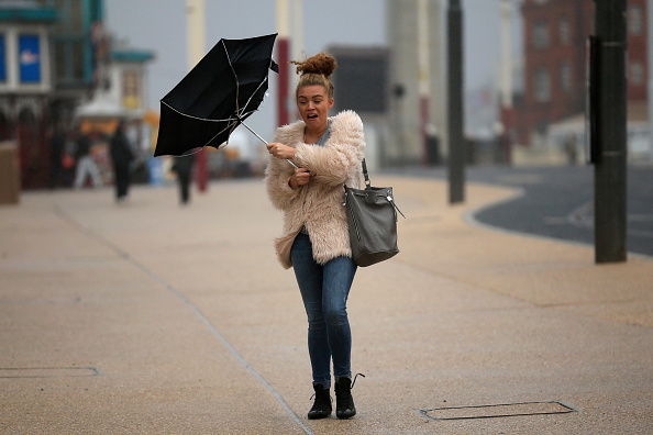 Torrential Rain「Stormy Weather To Hit The UK」:写真・画像(5)[壁紙.com]