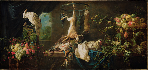 Baroque Style「Still Life With Game」:写真・画像(13)[壁紙.com]